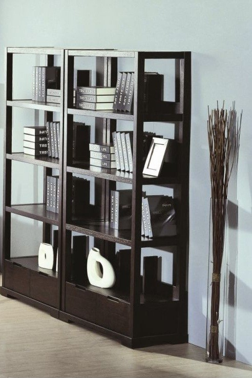 Bookcases and Shelvings