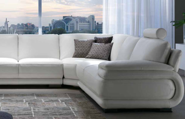 Divani E Divani O Chateau D Ax.Atlantic Sectional Chateau D Ax Italmoda Furniture Store