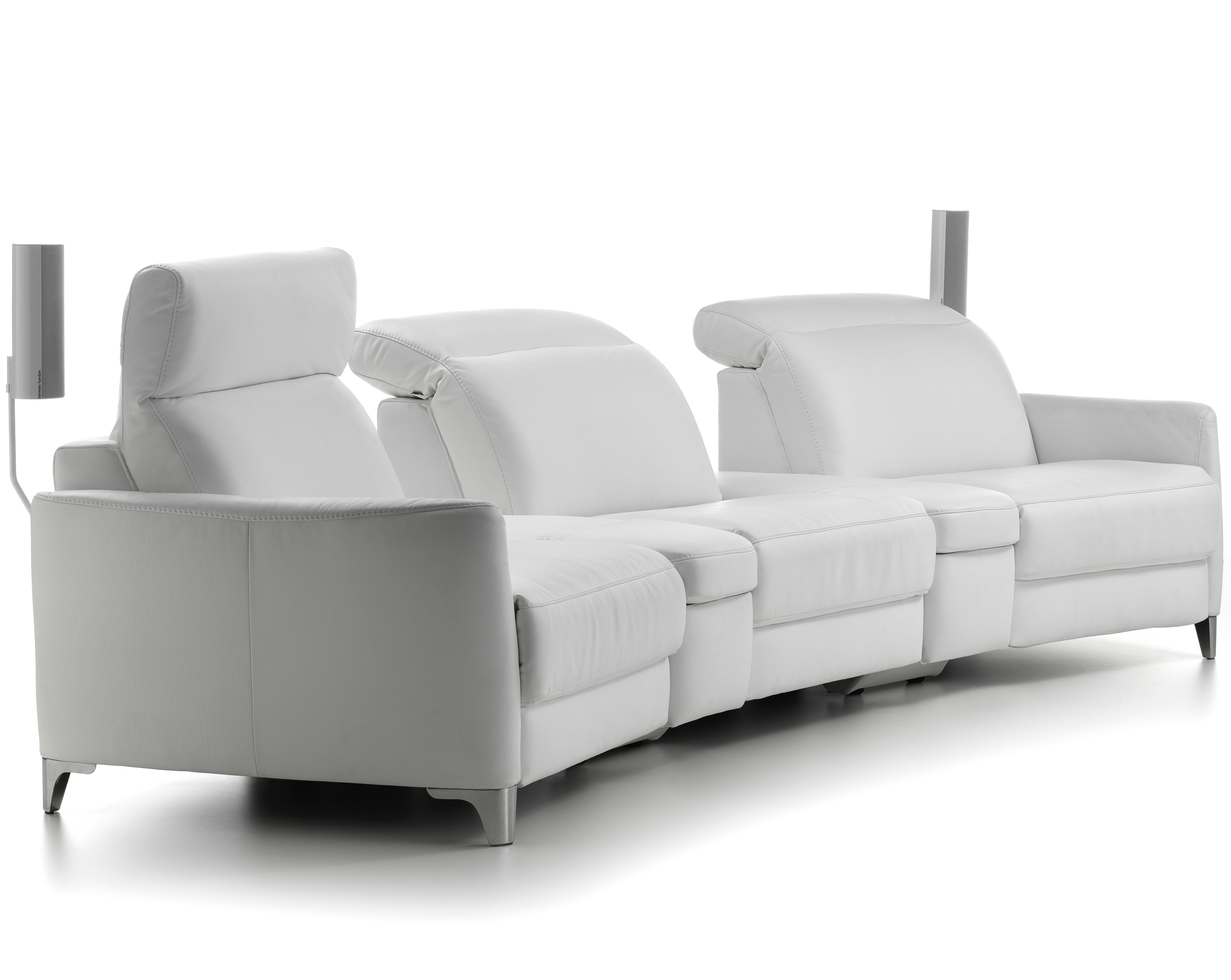 Bellona Home Theater Sectional Sofa Rom Belgium