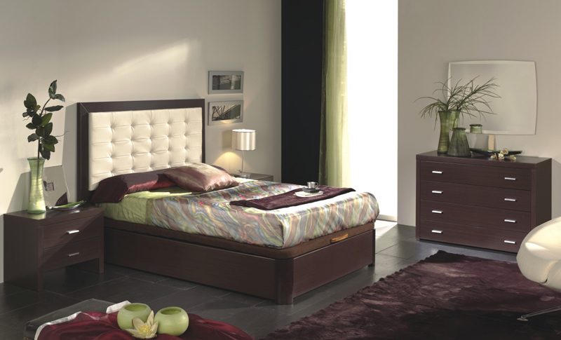 515 Alicante Bedroom Furniture Set