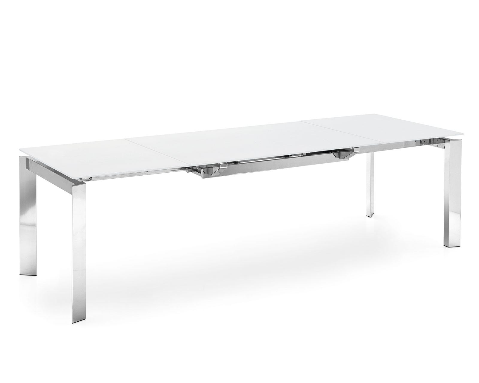 Tavolo Allungabile Vetro Calligaris.Cs 4077 Runway Extra Long Extending Dining Table Calligaris Italy