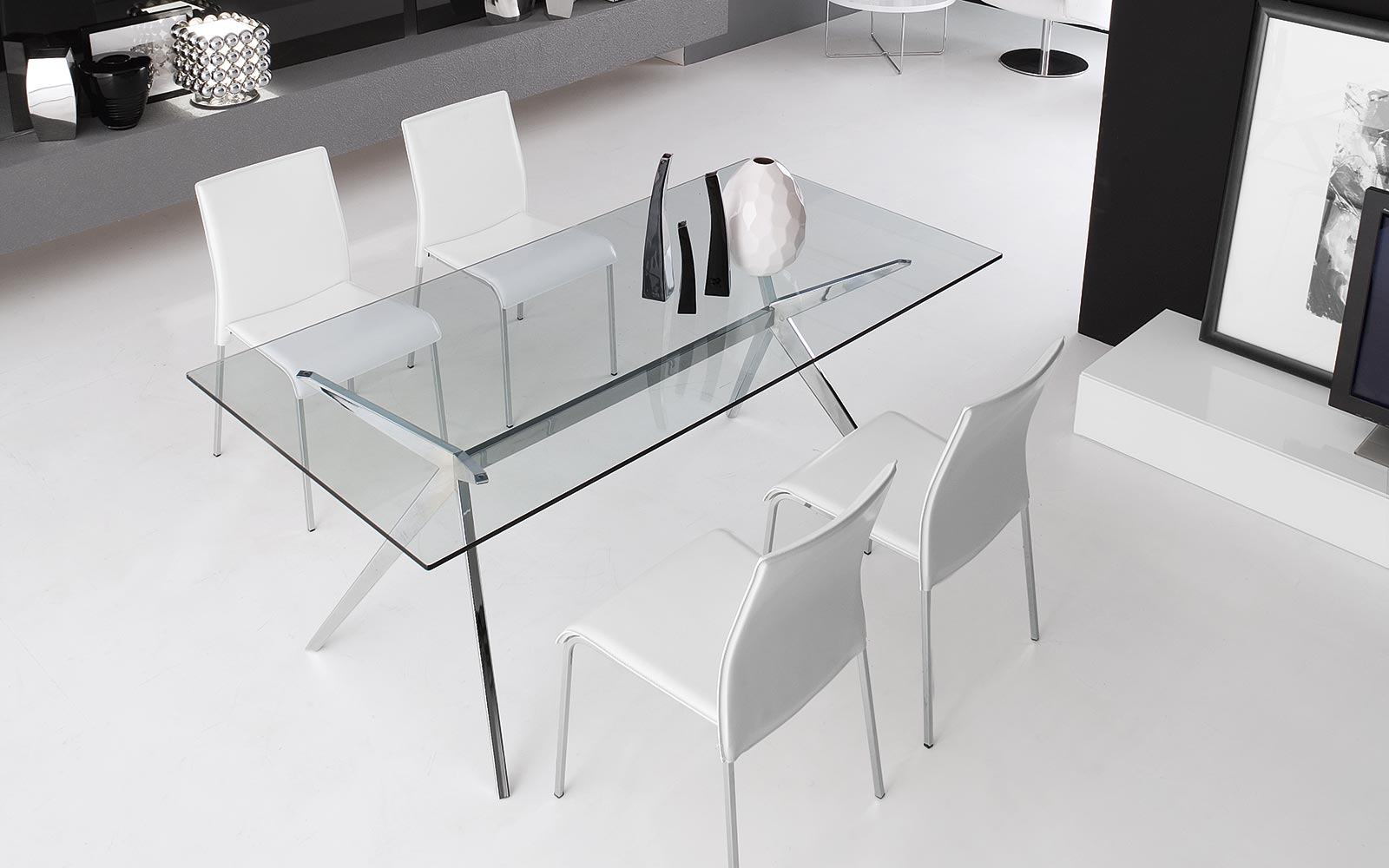 CS/4042 RC 180 G Seven Dining Table, Calligaris Italy   Italmoda Furniture  Store