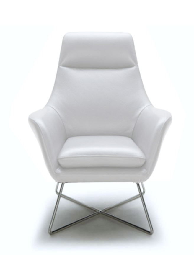 Buy Now. Divani Casa A831   Modern Leather Lounge Chair