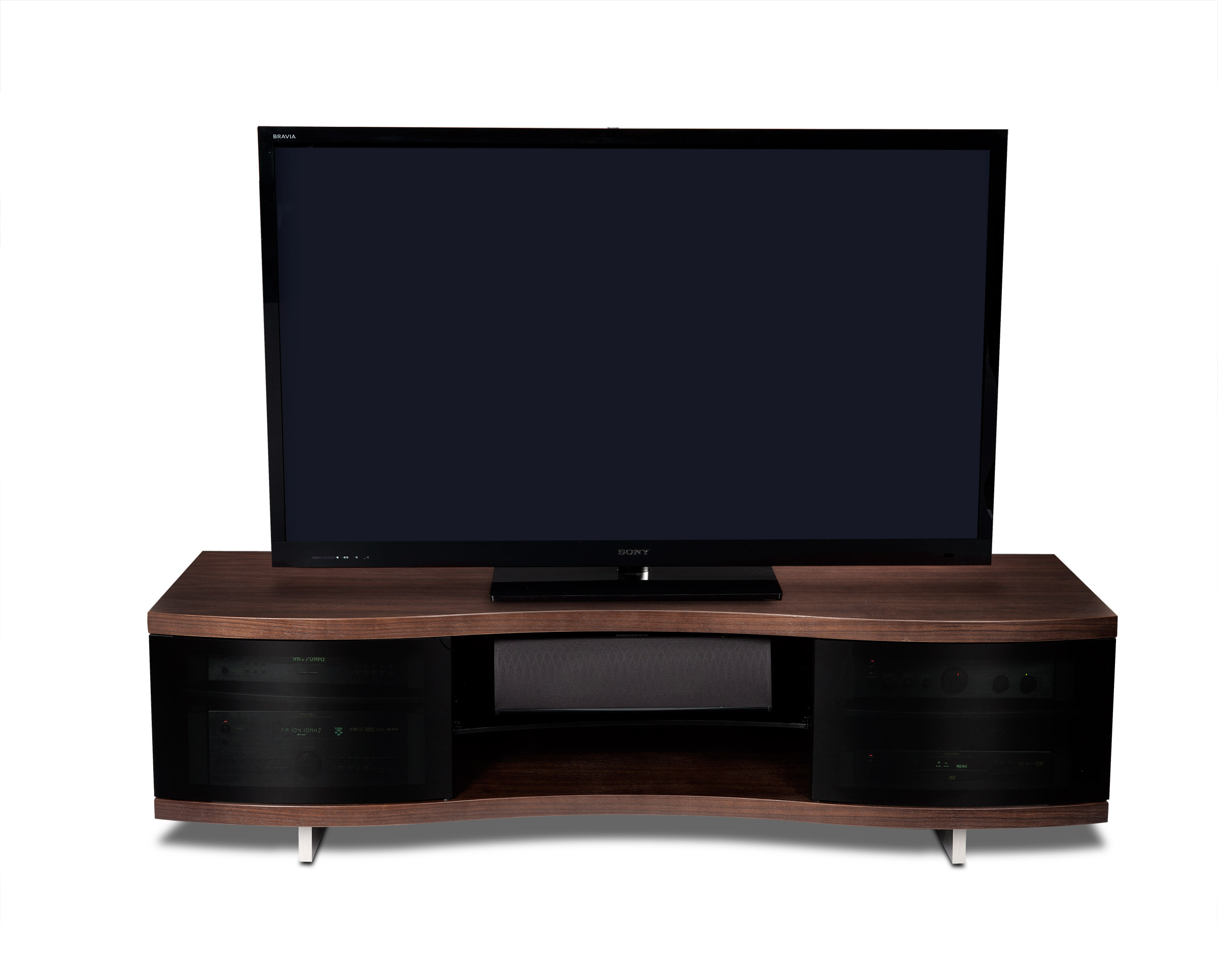 stands racks furniture products for bdi series cw to and main ii av avion er tvs image walnut up tv chocolate cupboard