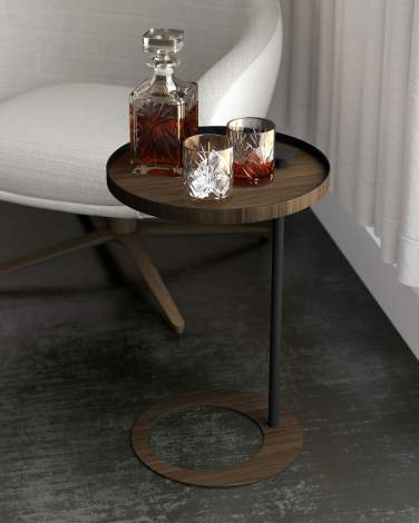 Horatio Side Table, Modloft