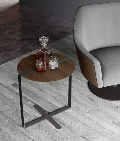 Jones Side Table, Modloft