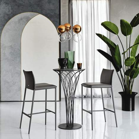 Norma ML Bar Stool, Cattelan Italia