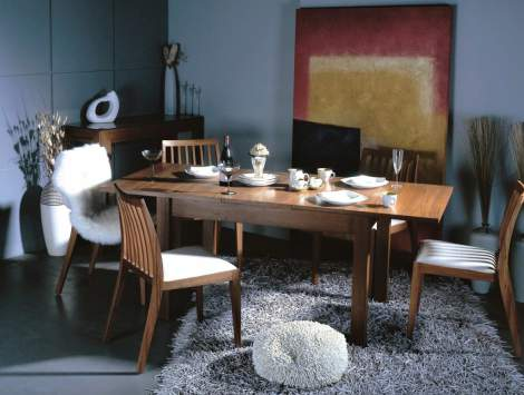 Release Dining Table, Beverly Hills