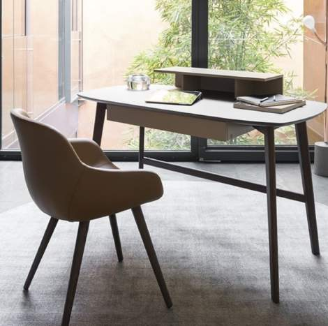 CS/4080 Match Desk With Drawer, Calligaris Italy