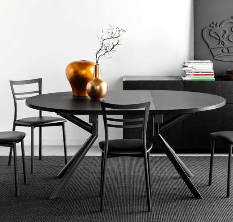 CB/4739 Giove Dining Table, Connubia by Calligaris Italy