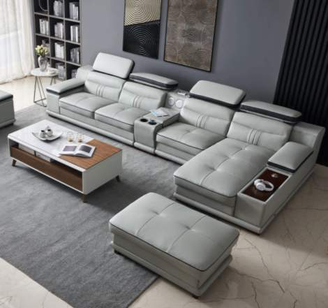 908 Sectional, ESF