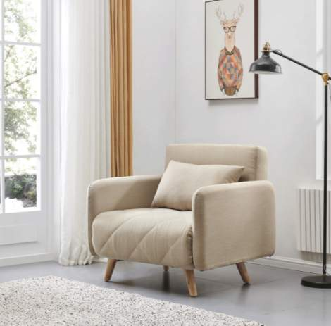 Cardiff Chair-Bed, ESF