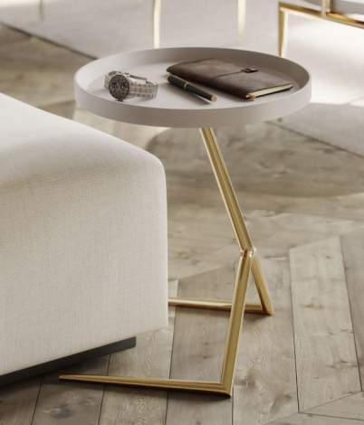 Shubert Side Table, Modloft