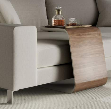 Upton Side Table, Modloft