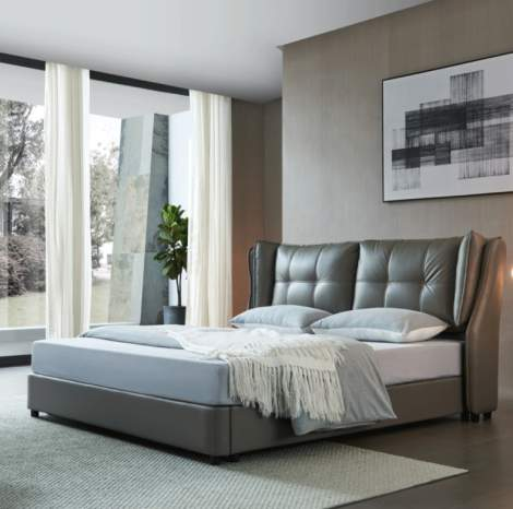 1806 Bed with storage, ESF