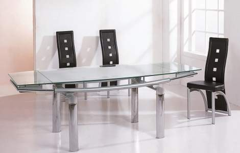 833 Dining Table, Beverly Hills