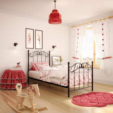 Cecilia Kids Bed, Amisco Canada