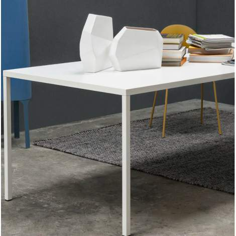 CS/4070-R 160 Heron Dining Table, Calligaris Italy