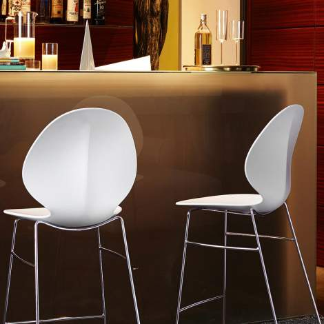 CS/1354 Basil Counter Stool, Calligaris Italy