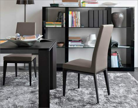 CS/1294-SK Bess Dining Chair, Calligaris Italy