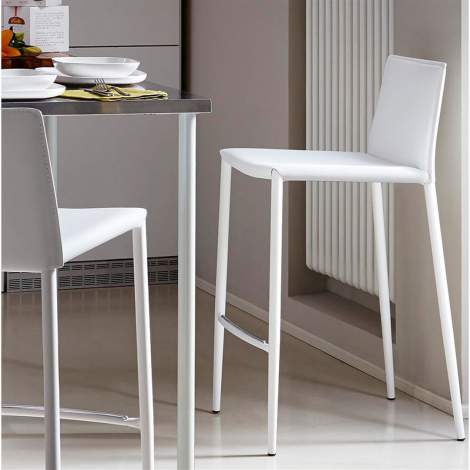 CB/1393 Boheme Counter Stool, Connubia by Calligaris Italy