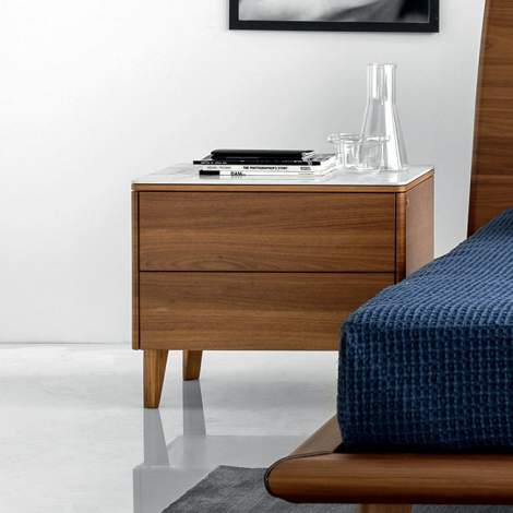 CS/6046-F C Boston Night Stand, Calligaris Italy