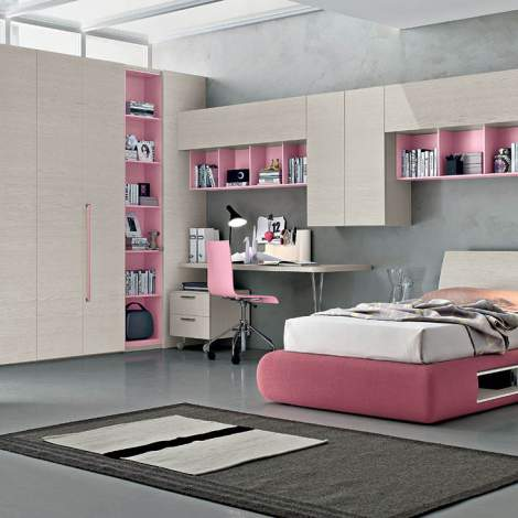 Wall Unit Comp. T01, Tomasella Italy