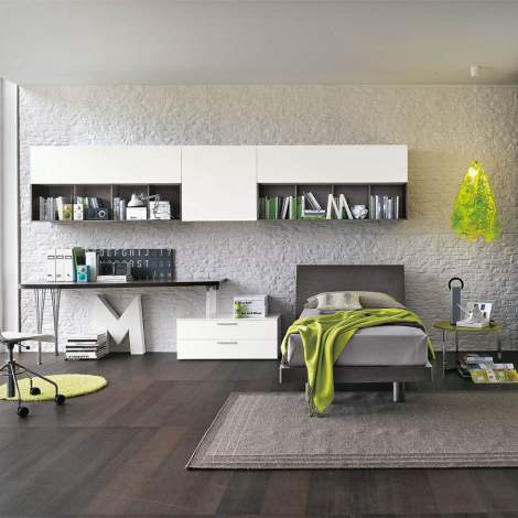 Wall Unit Comp. T08, Tomasella Italy