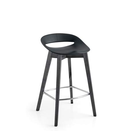 CB/1939 Cosmopolitan Counter Stool, Connubia by Calligaris Italy