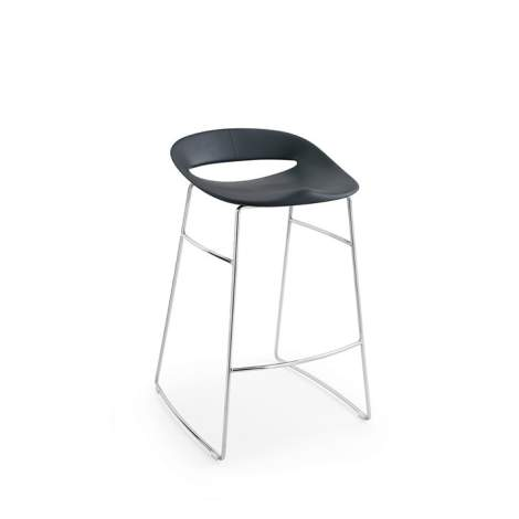 CB/1941 Cosmopolitan Counter Stool, Connubia by Calligaris Italy