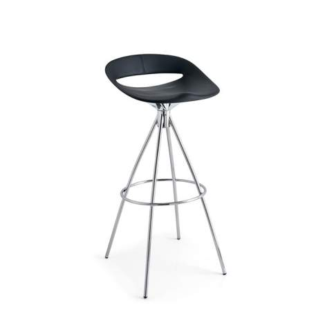 CB/1946 Cosmopolitan Bar Stool, Connubia by Calligaris Italy
