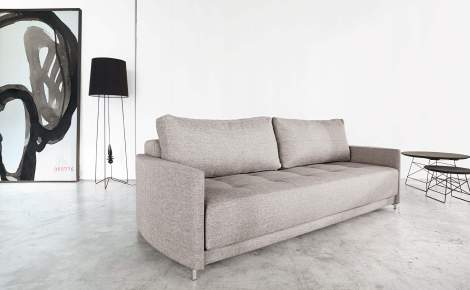 Crescent Deluxe Excess Sofa Bed, Innovation