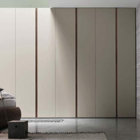 Denver Armoire with Hinged Doors, Tomasella Italy