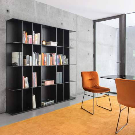 CS/6041-A2 Division Wall Bookcase, Calligaris Italy