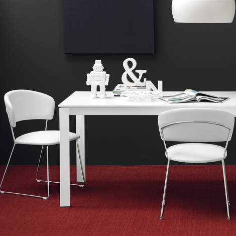 CB/4724 Eminence Dining Table, Connubia by Calligaris Italy
