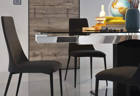CS/1424 Etoile Dining Chair, Calligaris Italy