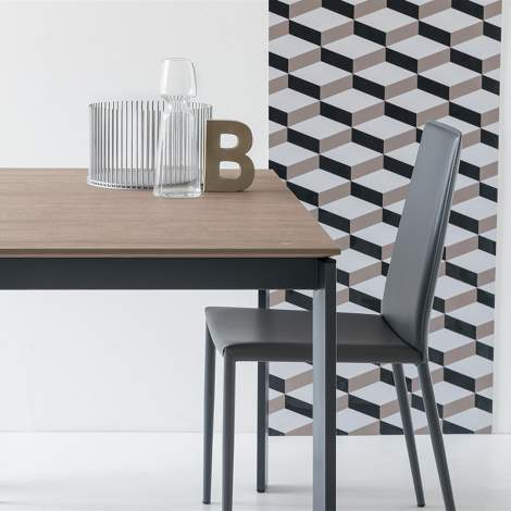 CB/4784 Excellence Dining Table, Connubia by Calligaris Italy