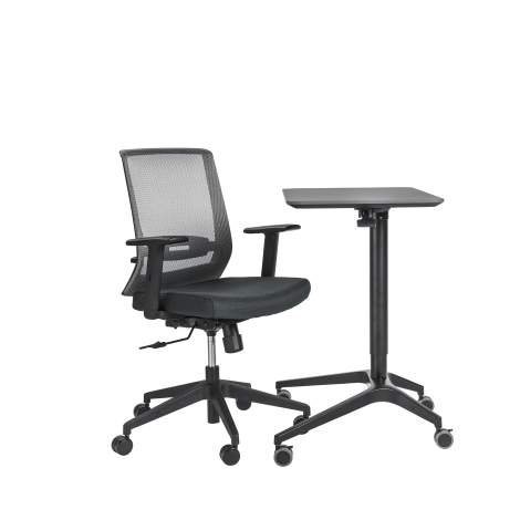 Fiona Office Chair with Arms
