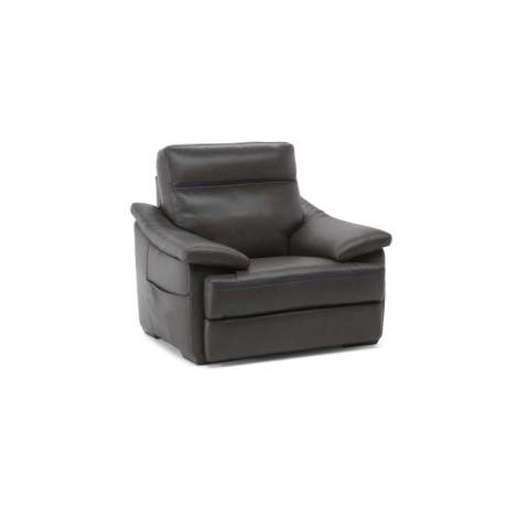 Giotto C012 Armchair with Recliner, Natuzzi Editions