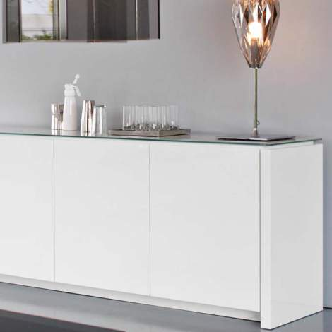CB/6100-4 Gloria Sideboard, Connubia by Calligaris Italy