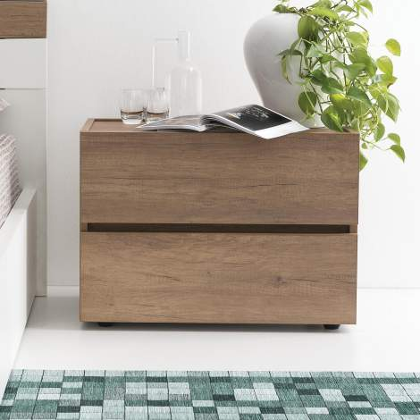 CS/6067-F Huron Night Stand, Calligaris Italy