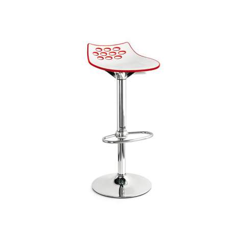 CB/1476 Jam Adjustable Bar Stool, Connubia by Calligaris Italy