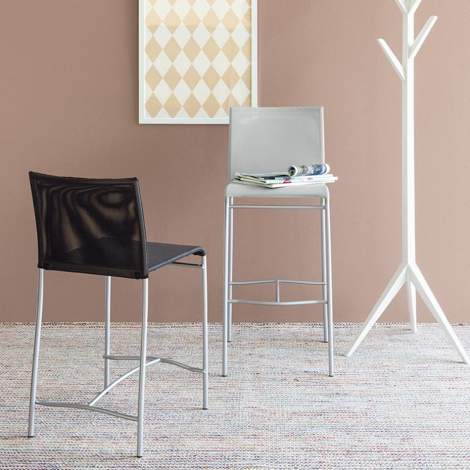 CB/1219 Jenny Counter Stool, Connubia by Calligaris Italy