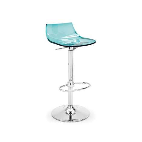CB/1405 Led Adjustable Bar Stool, Connubia by Calligaris Italy