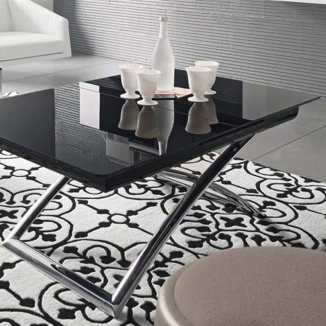 CB/5041-G Magic-J Table, Connubia by Calligaris Italy