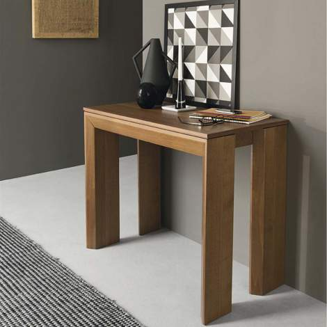 CB/4093-MLL 100 New Mistery Extendable Console/Dining Table, Connubia by Calligaris Italy