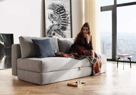 Osvald Sofa Sleeper,  Innovation