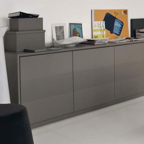 CB/6031-7 Password Sideboard, Connubia by Calligaris Italy