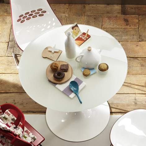 CB/4005 Planet Dining Table, Connubia by Calligaris Italy
