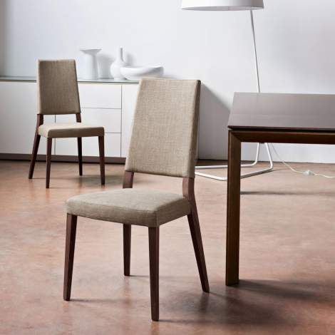 CB/1260 Sandy Dining Chair, Connubia by Calligaris Italy